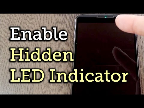 Enable the Hidden Notification LED on Your Nexus 6 [How-To]
