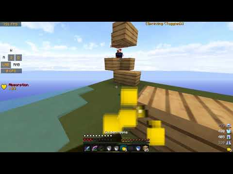 Pulga VS DivineXevion (1v1 Build UHC) | (REKT???)