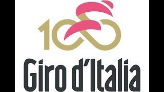 Джиро д'Италия 2017. Обзор основных событий.