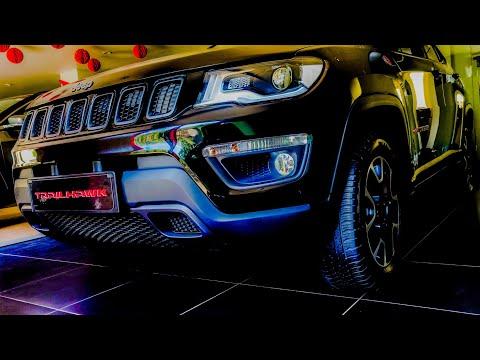 2020 Jeep Compass Trail Hawk 4x4 BS6 Walk Around | EDrive |