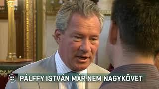 Már nem Pálffy István a dublini nagykövet  20-01-11