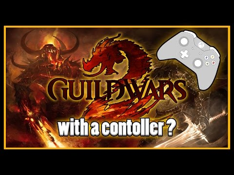 Guild Wars 2 with an Xbox Controller?