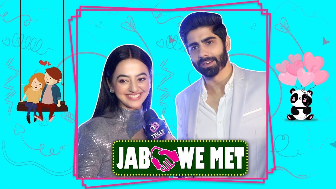 Download Jab We Met with Helly Shah & Rrahul Sudhir | Share Annoying Habits & Compliment Each Other Interview