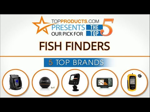 Best Fish Finder Reviews  – How To Choose The Best Fish Finder