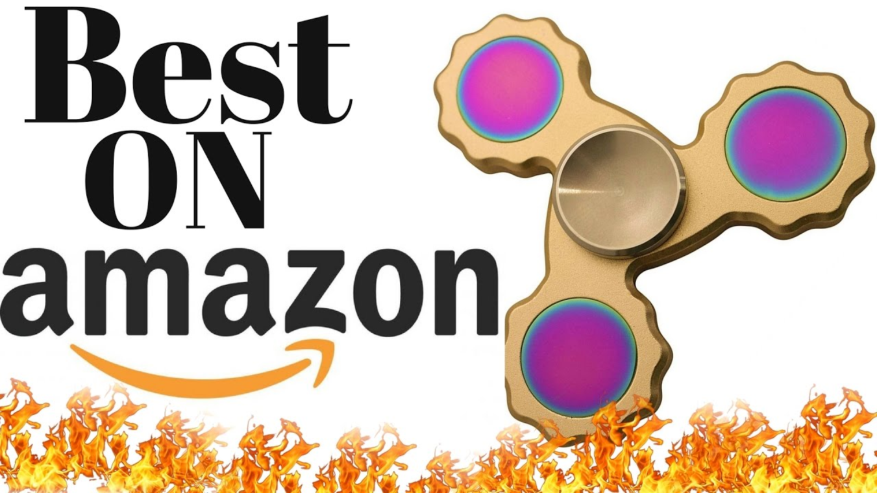 BEST AMAZON SPINNER Precision Fidget Spinner From VERTICAL VITALITY LLC