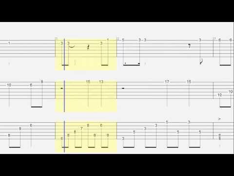 Guitar Trio - Guitar Tab - Bohemian Rhapsody - California Guitar Trio