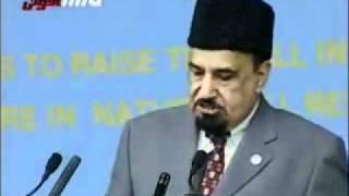 Ahmadiyya Muslim Community a seedling planted by Allah - 3-4