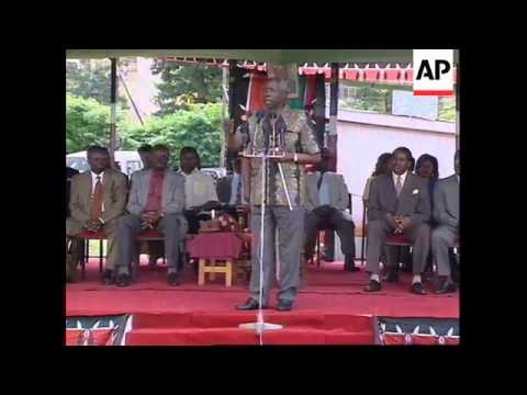 Kenya - Opposition to Moi's security zone