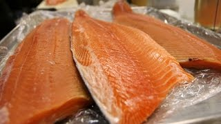 U.S. salmon may contain huge Japanese tapeworm