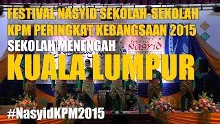 JOHAN [SM] FNSS Kebangsaan 2015 | Kuala Lumpur (Anugerah)