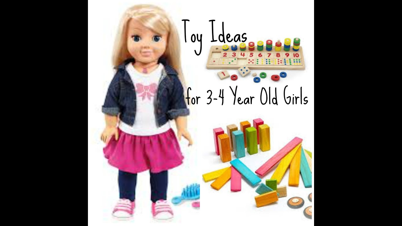 Toys 3 4 Years Old Girl All I Want For Christmas Collab