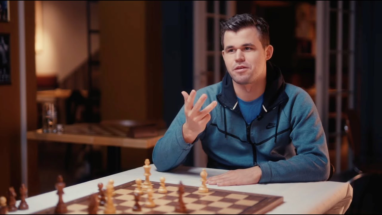 Magnus Carlsen's Mind-Blowing Memory of Historic Chess Matches