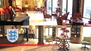 Inside England's Euro 2016 hotel and training camp (Chantilly, France) | Inside Access