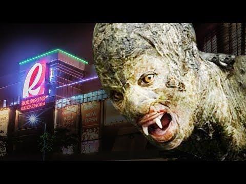 Totoo ba ang SNAKE MAN ng Robinsons mall? Conspiracy theory
