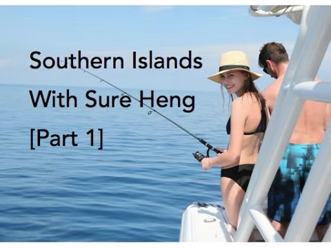 Singapore Southern Islands Fishing On Board The