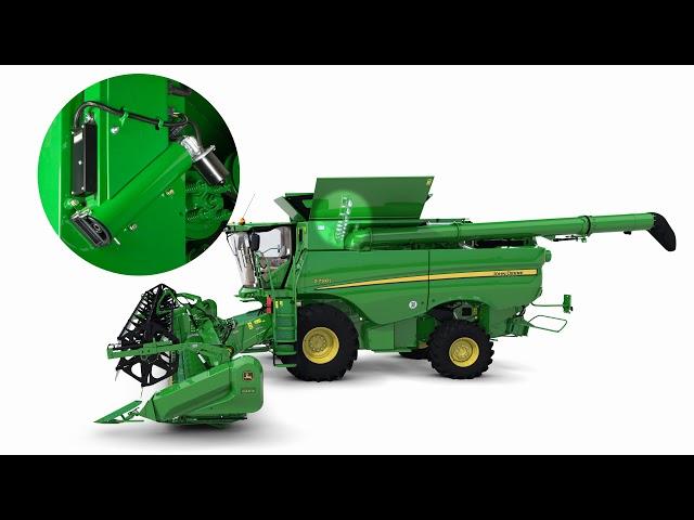 Active Yield - високоточне вимірювання врожайності