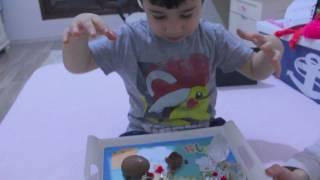 Poyraza eşek şakası yaptık | Çok eğlendik | Ülker smart sürpriz yumurta | Eğlenceli çocuk videosu