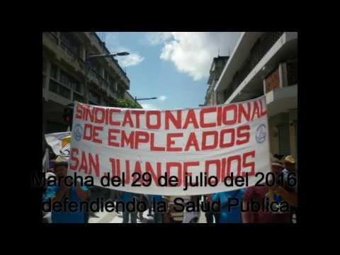 DEFENSA DE LA SALUD PUBLICA DE GUATEMALA 29 JULIO 2016