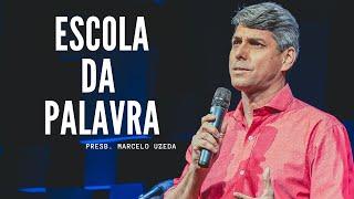 ESCOLA DA PALAVRA   PENSAMENTOS TRANSFORMADOS EMOÇÕES REDIMIDAS -  ESTUDO LIVRO DE RICARDO BARBOSA