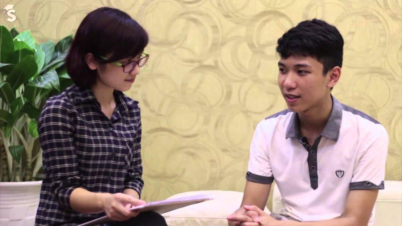 Thủ khoa Phạm Huy Việt Cương chia sẻ bí quyết kinh nghiệm học