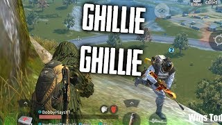 RETURN OF THE GHILLIE SQUAD! Rules of Survival with Youtubers and Subs