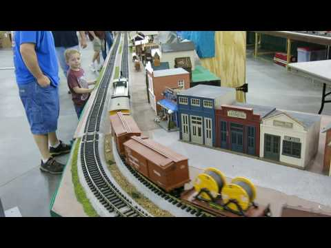 Great Train Show 2017-Tulsa OK