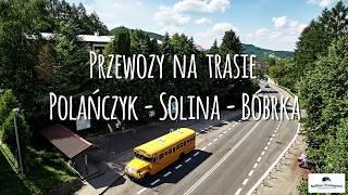 Solina Bieszczady Jezioro Solińskie