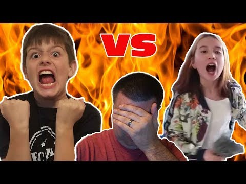 """Kid Temper Tantrum Roasting """"Lil Tay"""" By Stealing Daddy's Money So He Could Flex"""