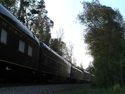 Norfolk Southern 952-Norfolk Southern OCS Business Train