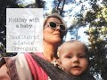 Holiday with a baby, Landal Darwin Forest and the Peak District