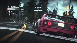 Need For Speed Rivals (Xbox One): Ferrari F40 (Racer)