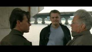 The Departed - Billy meets with Queenan & Dignam