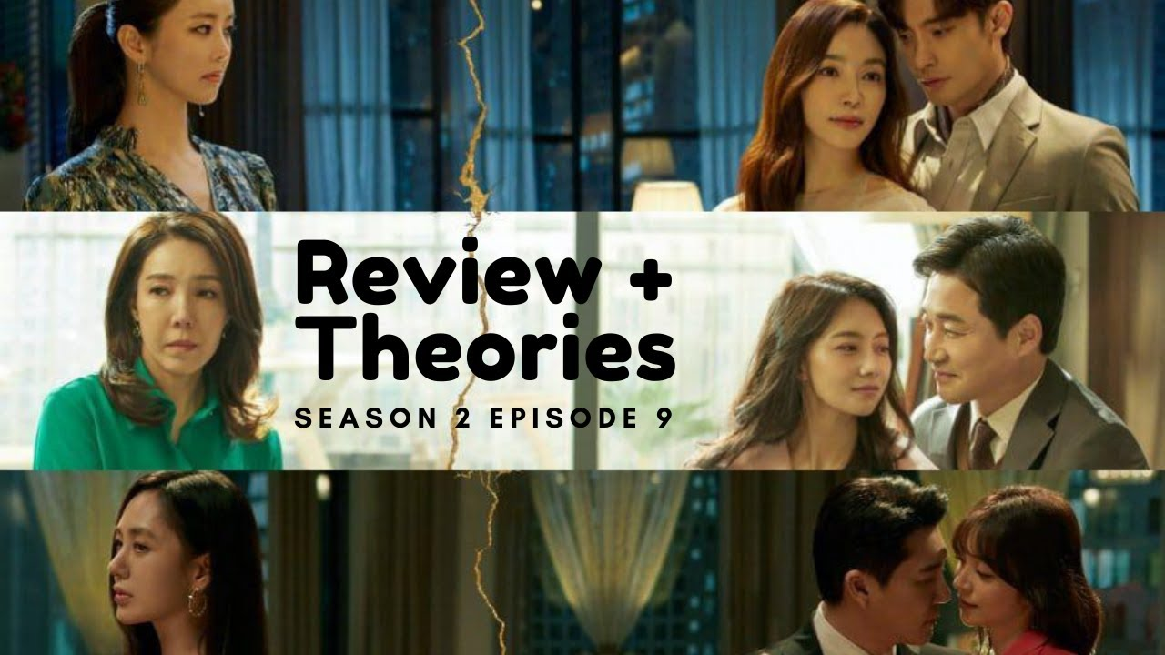 Download LOVE ft Marriage and Divorce Season 2 Episode 9   Review + Theories