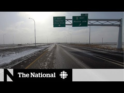 Trans-Canada Highway Bypass Opens In Regina