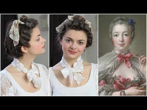 Madame de Pompadour - Tutorial | Beauty Beacons
