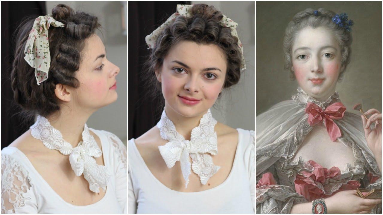 Madame De Pompadour Tutorial Beauty Beacons Youtube