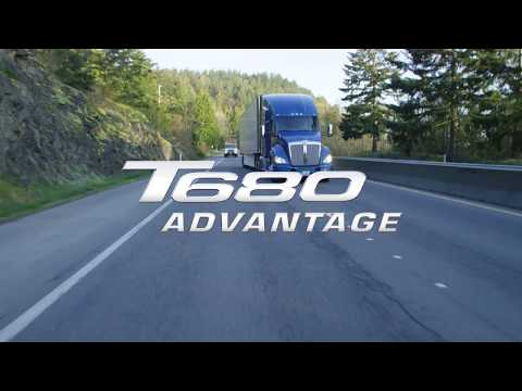 T680 Advantage with PACCAR Powertrain