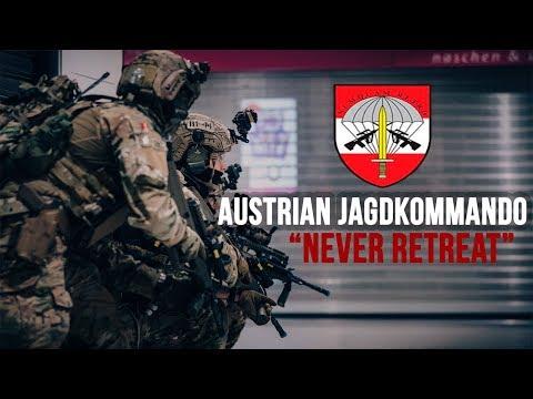 """Austrian Jagdkommando Special Forces (2018) - """"Du bist ein Soldat"""""""