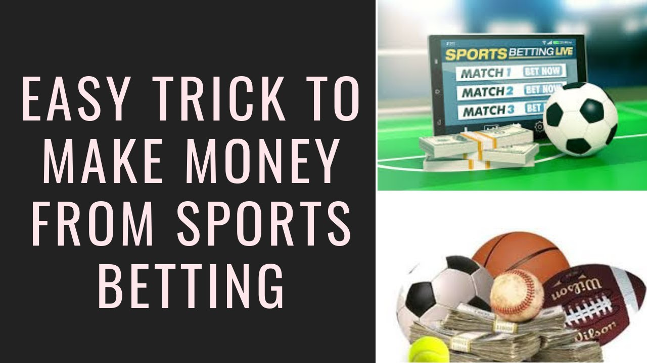 How to make money from sports betting nrl round 2 betting tips