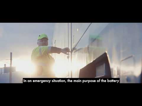 Saft's batteries perform on VR Group trains in Finland after 20 years
