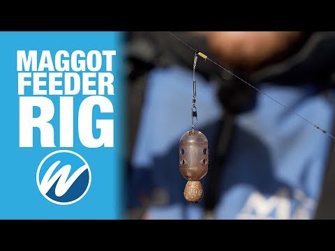 Maggot Feeder Rig | Andy's Rig Of The Month | Winter Match Fishing