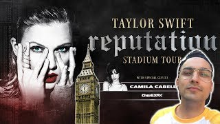 vlog os llevo a londres a ver a taylor swift en el reputation stadium tour jj