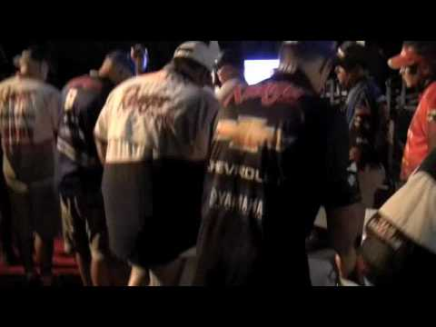 Backstage @ 2010 FLW Cup
