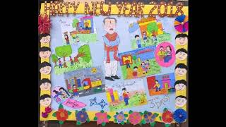 New year notice board decoration ideas || amazing display board ideas for school