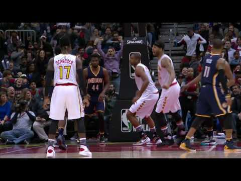 Atlanta Hawks Top 10 Plays of the 2015-2016 Season