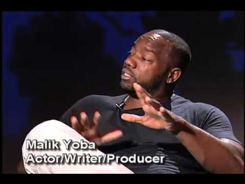 Malik Yoba Perfect New York Day   Father's Day Sing an Original Song