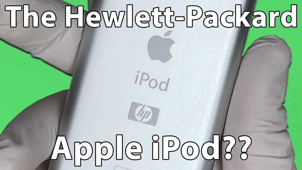 Download Hewlett-Packard made iPods??