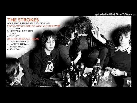 The Strokes - Lamacq Evening Session & Peel Session 2001 BBC