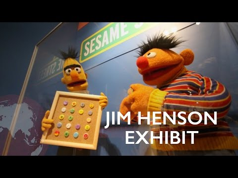 Jim HensonMuppet Exhibit  Next Stop: World in Atlanta