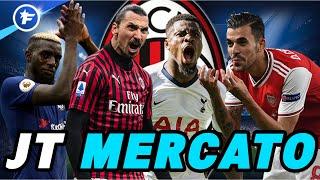 L'AC Milan veut frapper fort | Journal Du Mercato